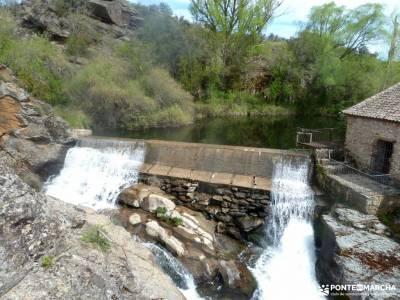 Río Cega,Santa Águeda–Pedraza;los cañones del sil lagunilla lagunas el cabo de gata los pueblos